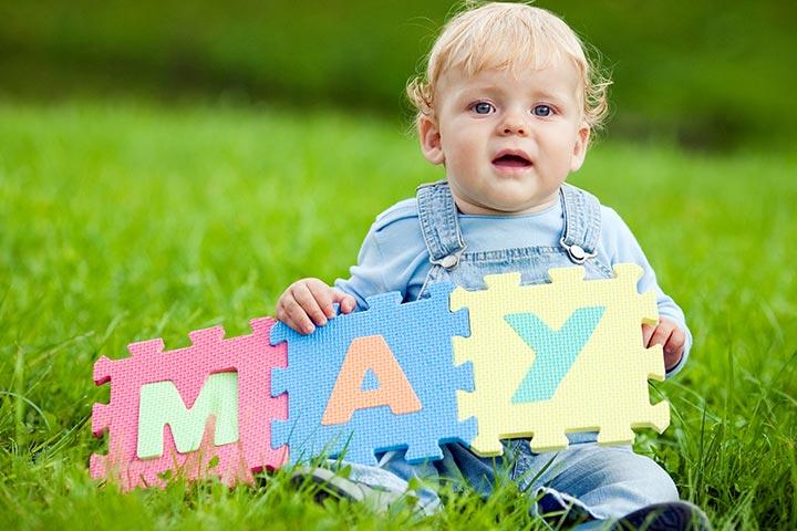 May Baby Names