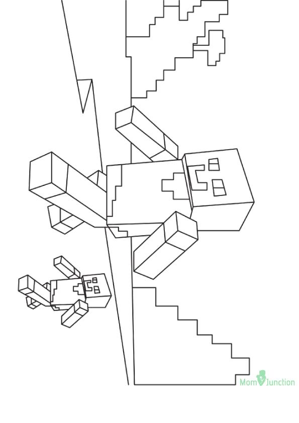 Minecraft-Charactors-O-16