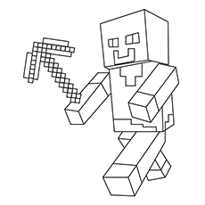 Minecraft-pickaxe-O-16