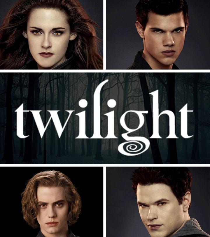 Top 15 Twilight Baby Names