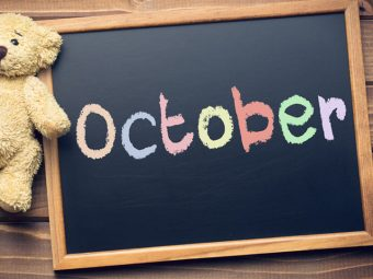 21 Wonderful Names For October Borns