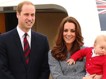 Here's Why Prince George Missed Coming To India