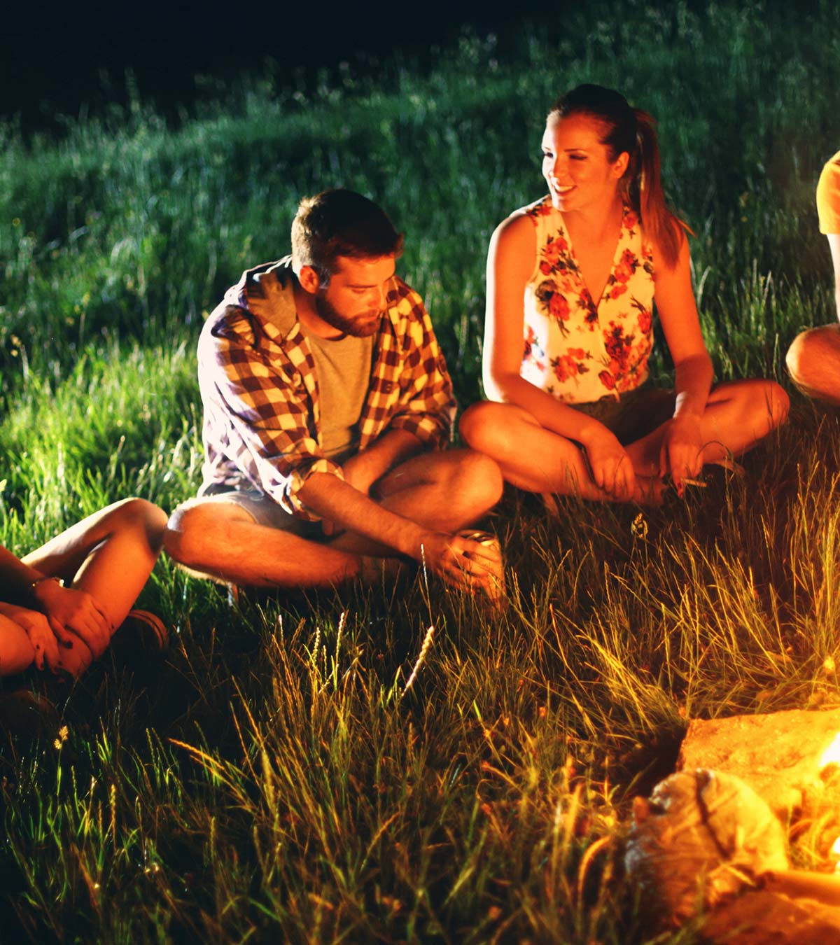 15 Fun Camping Activities And Games For Teens