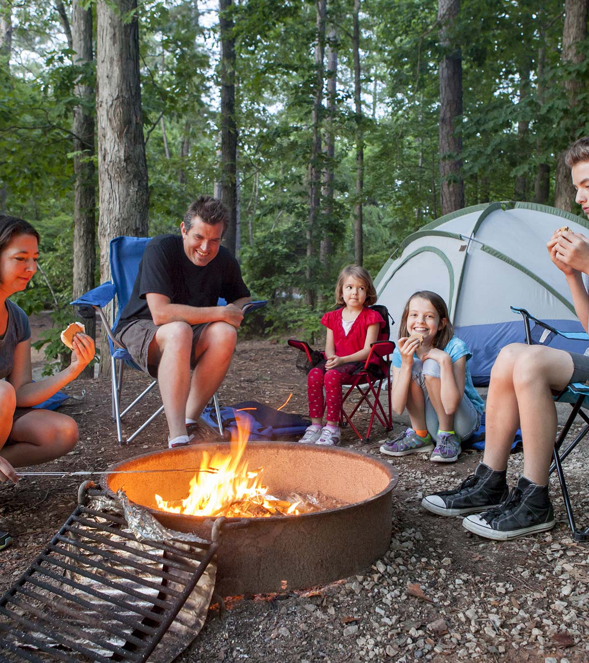 15 Quick And Easy Camping Recipes For Kids