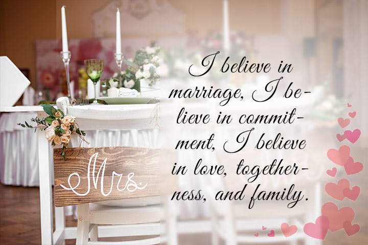 famous quotes about marriage