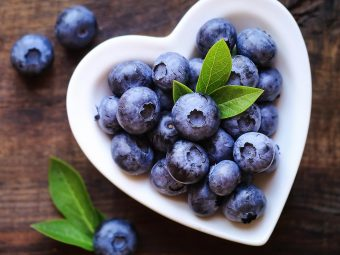 8 Delightful Health Benefits Of Blueberries For Babies