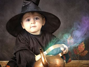 53 Exclusive Warlock, Wizard, And Witch Names For Your Baby