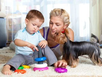 9 Tips To Manage Kids and Pets Under One Roof
