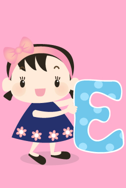 Baby Girl Names Starts With E