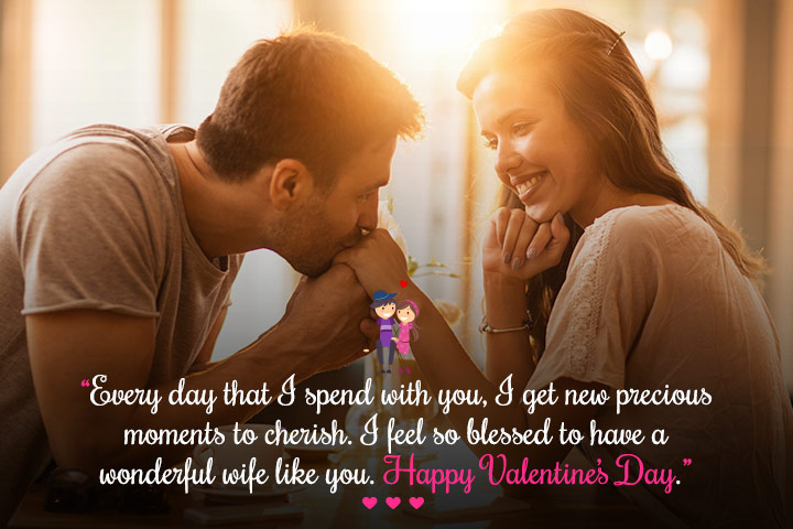 Love Messages to My Wife - Happy Valentines Day