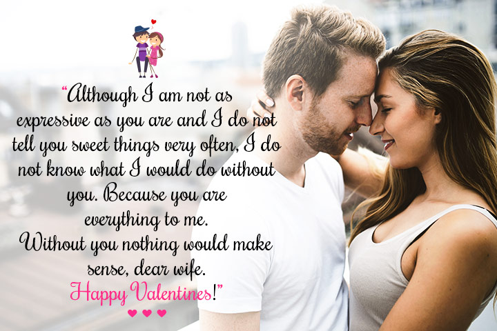 Sweet Messages for Wife
