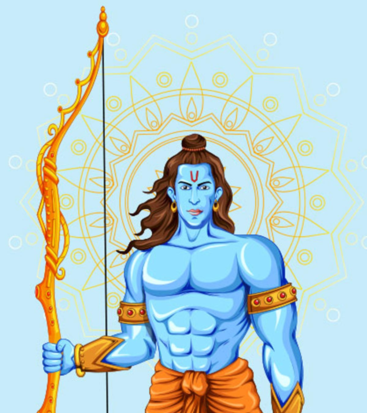 65 Lord Rama Names For Baby Boy With Meanings - MomJunction