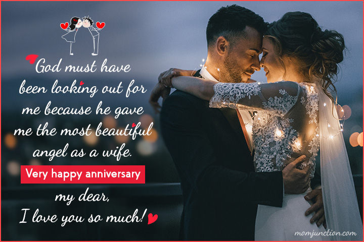 Wedding Anniversary quotes for Her From the Heart