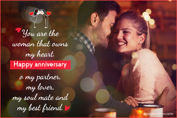Sweet Wedding Anniversary Messages For Your Wife