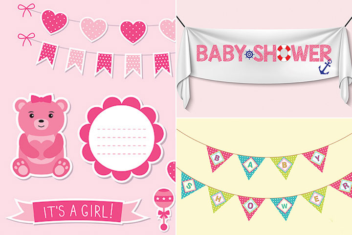 791fbb252 11 Attractive Baby Shower Banner Ideas - MomJunction