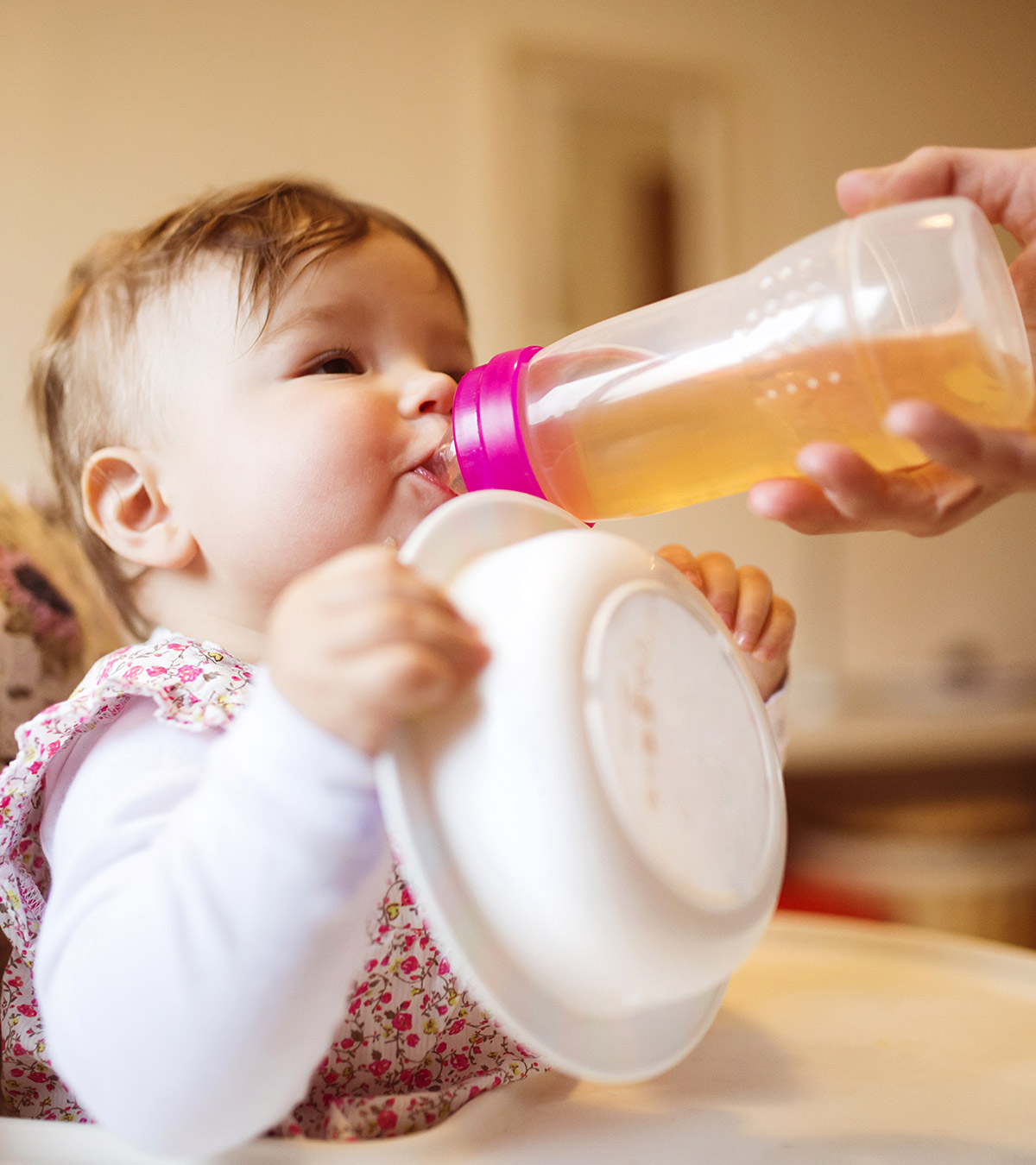 Chamomile Tea For Babies Benefits Dosage And Side Effects