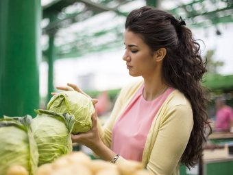 The Reason Why Women Put Cabbage Leaves On Their Breasts Will Surprise You!