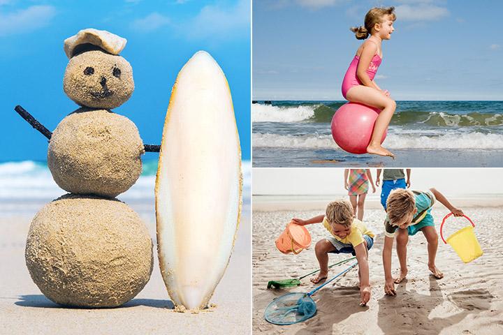 25 Fun Beach Games For Kids