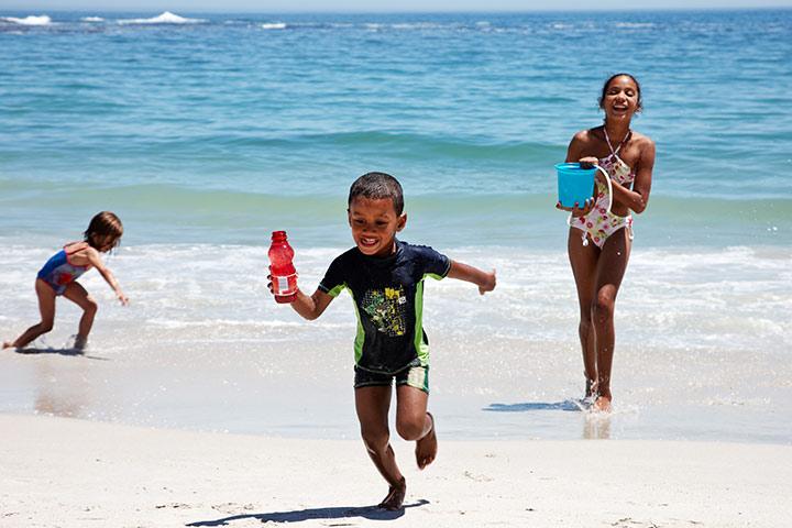 Beach relay