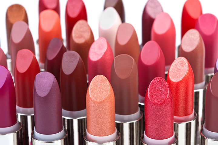 Lip color subscription