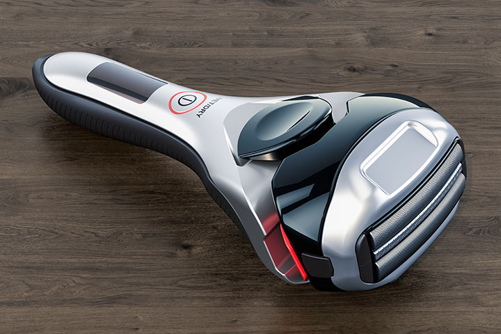 Rechargeable trimmer and shave