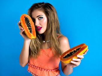 Can A Breastfeeding Mother Eat Papaya?