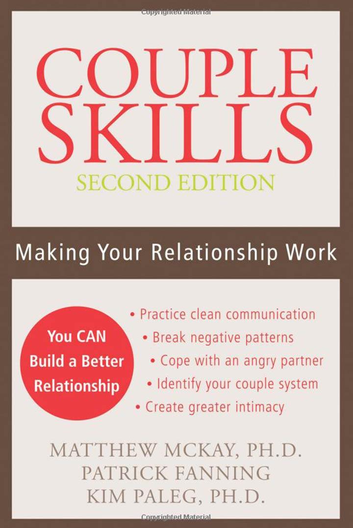 Couple Skills by Kim Paleg, Matthew McKay, and Patrick Fanning