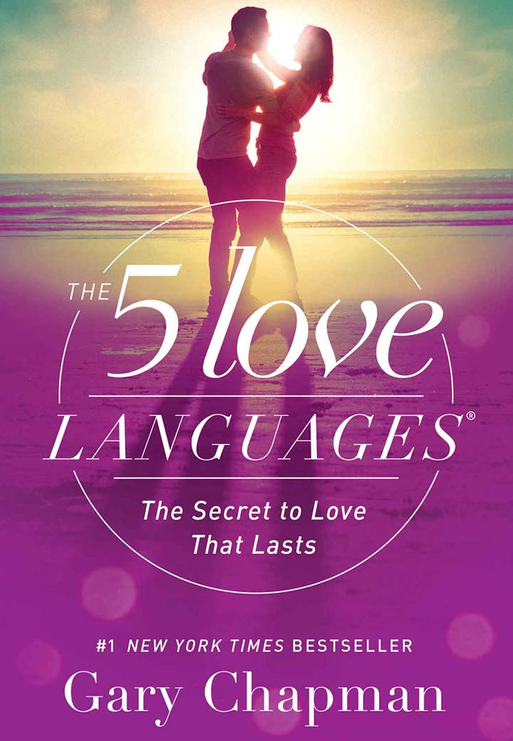The 5 Love Languages by Gary Chapman - Relationship Books for Couples