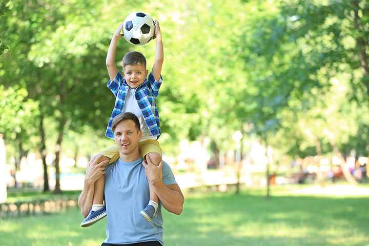 The Psychological Importance Of A Father In Our Life