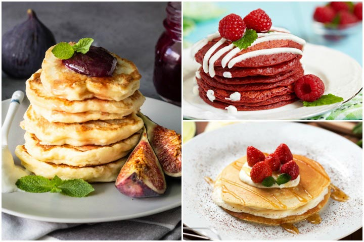 20+ Easy and Healthy Pancake Recipes For Kids