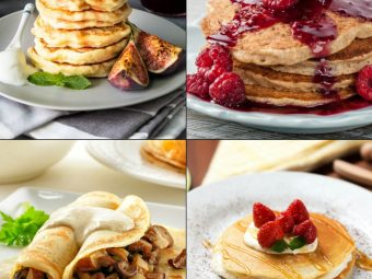 23 Easy Pancake Recipes For Kids