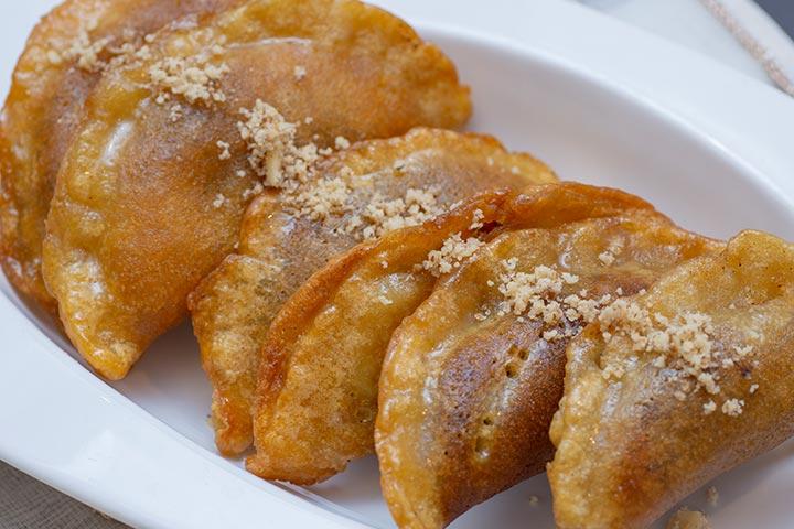 Dates pancake