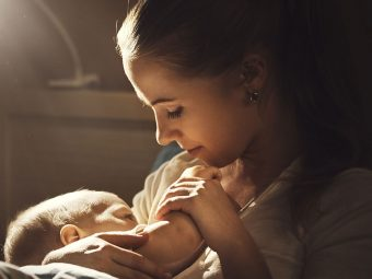 Dream Feeding A Baby: Its Benefits And Drawbacks