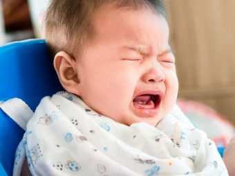 Baby Cries After Feeding: What's Normal And When To Seek Help
