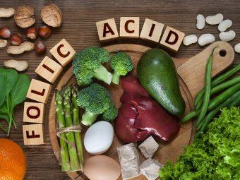 गर्भावस्था में फोलिक एसिड   Pregnancy Me Folic Acid