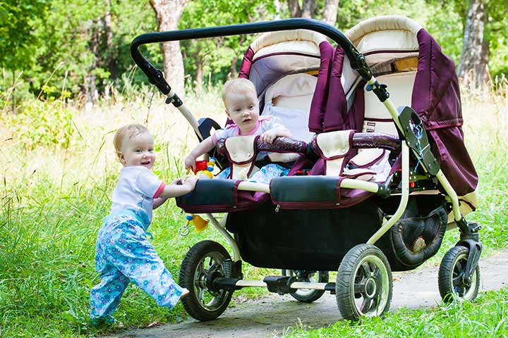 15 Best Double Strollers To Buy In 2019