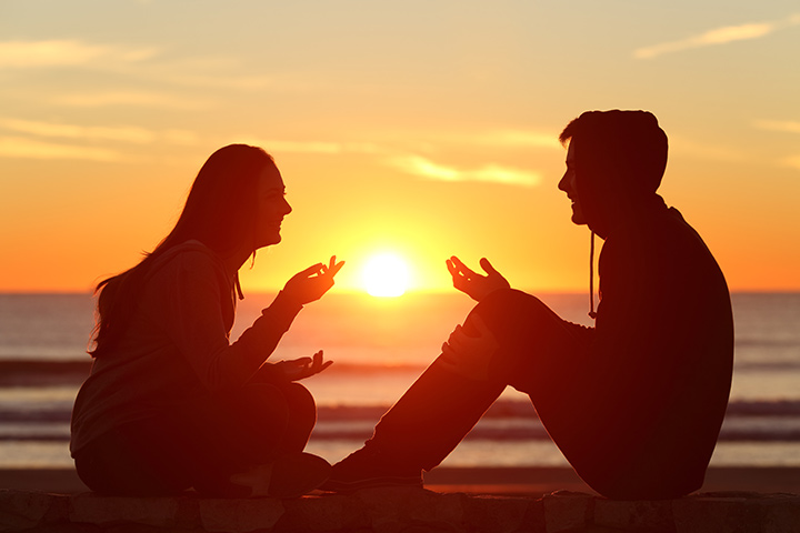 Deep conversation starters for couples