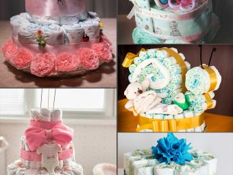 How To Make A Diaper Cake: 10 Creative Ideas To Try