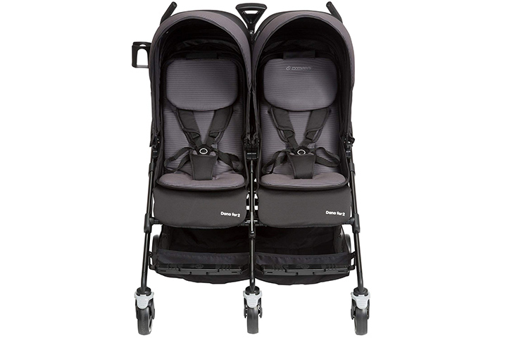 Maxi-Cosi Dana For 2 Double Stroller