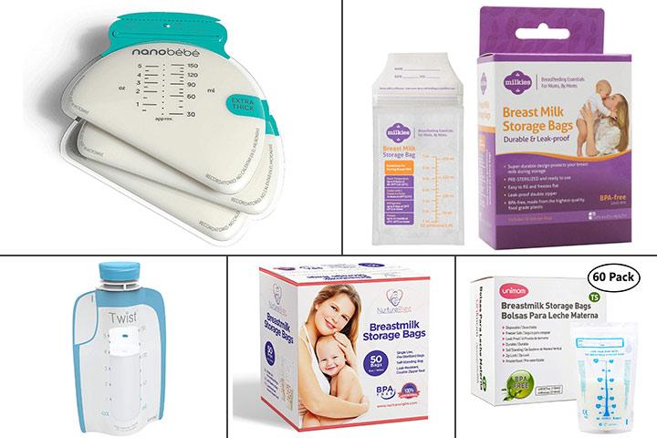 13 Best Breast Milk Storage Bags To Buy In 2019
