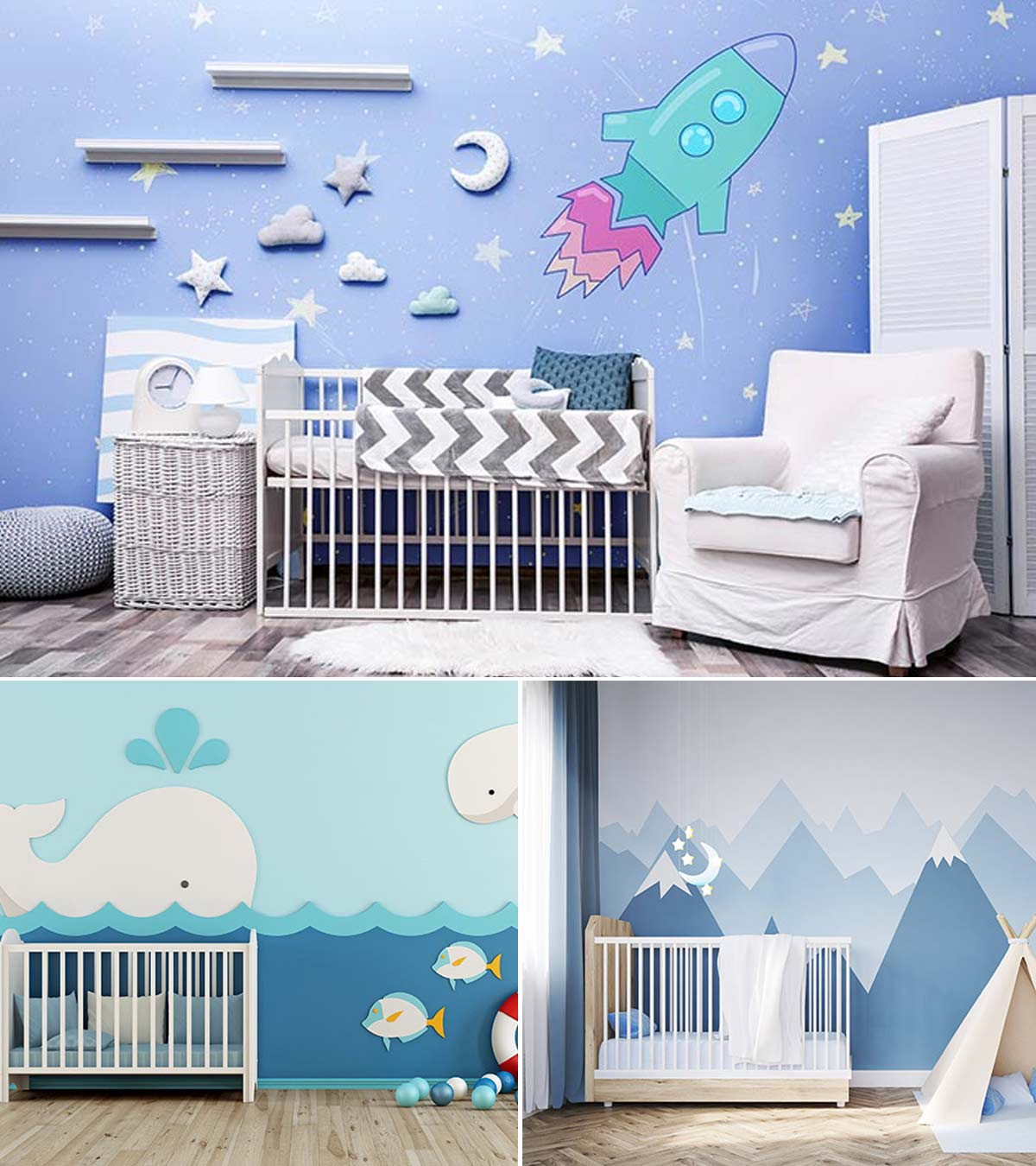 20 Out Of This World Day Nursery Sleep Room Ideas Oneshellsquare