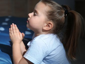 15 Popular Bedtime Prayers For Children And The benefits of praying