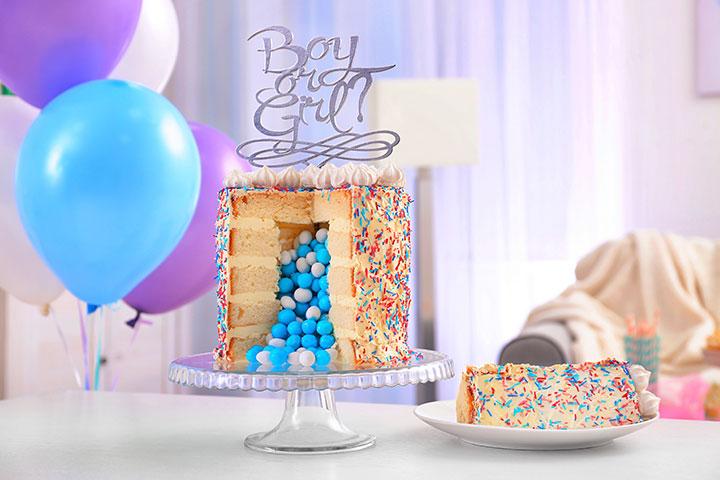 A big cake