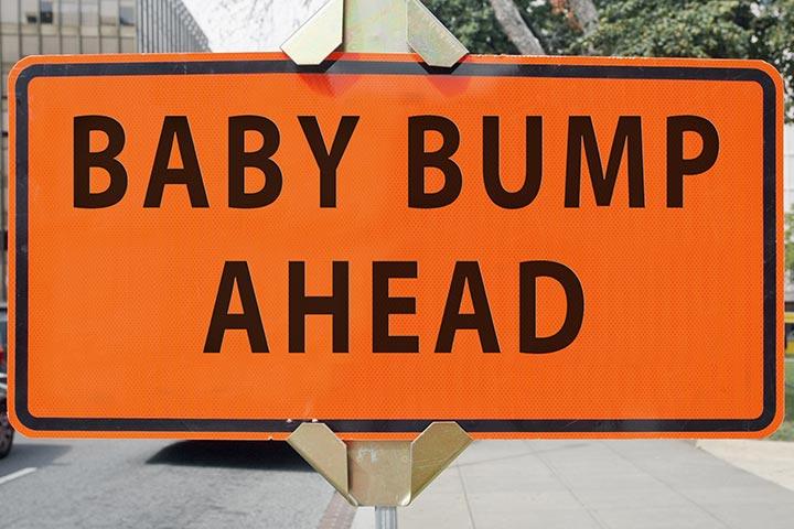 Baby bump idea