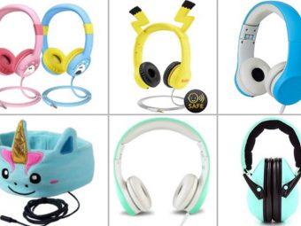 15 Best Headphones For Kids To Buy In 2021