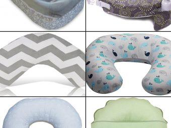 13 Best Nursing Pillows For Breastfeeding