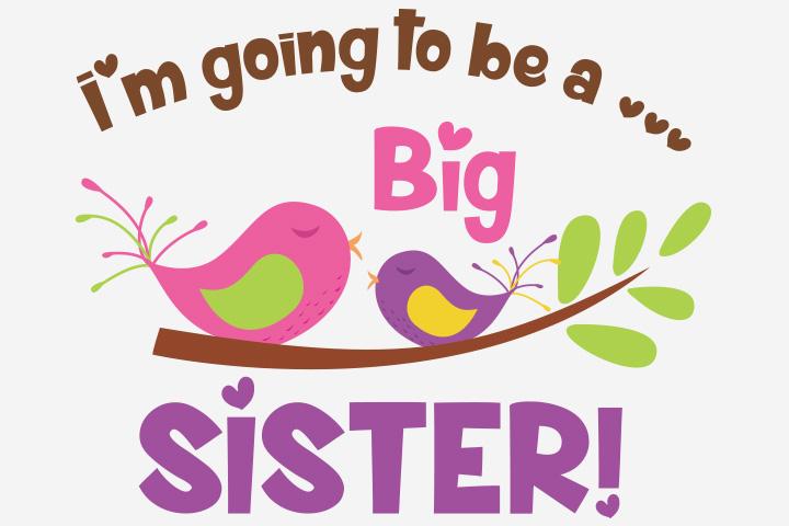 Big sister message