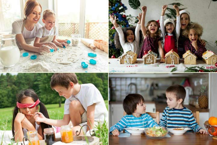 Fun Food Games And Activities For Kids