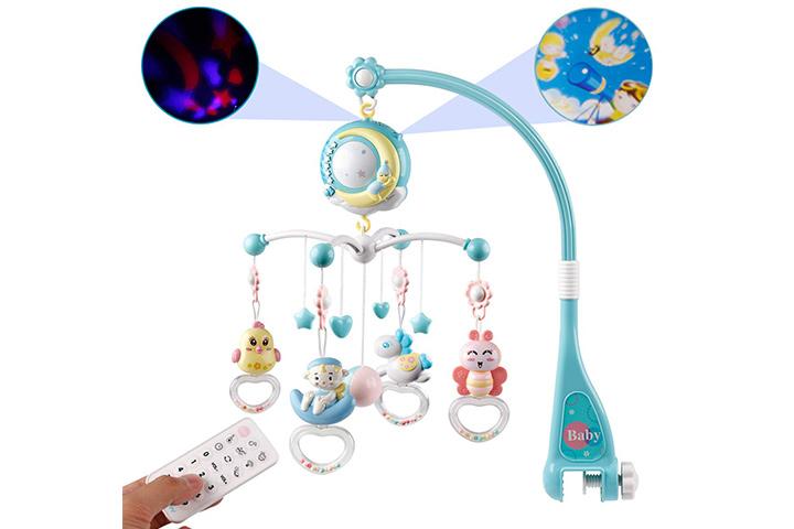 Mini Tudou Baby Musical Mobile