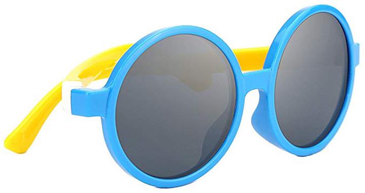 TIJN Kids Flexible Toddler Sunglasses